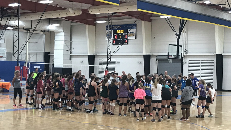 pat powers volleyball clinic, lakewood co