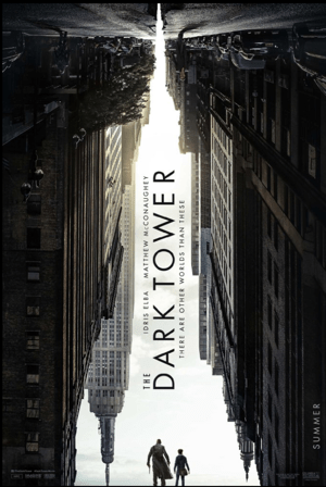 the dark tower one sheet movie poster review