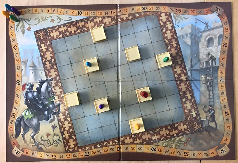torres board game