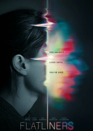 flatliners 2017 one sheet movie poster