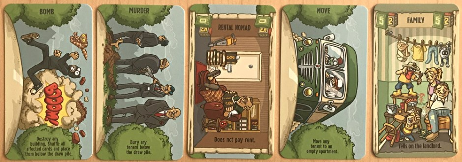 cards in a hand - friese's landlord card game