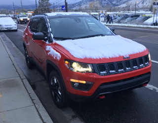 2017 jeep compass trailhawk review experience
