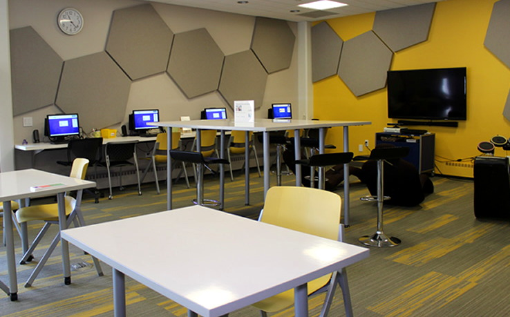 boulder public library teen space