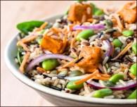 mad greens - grain bowl