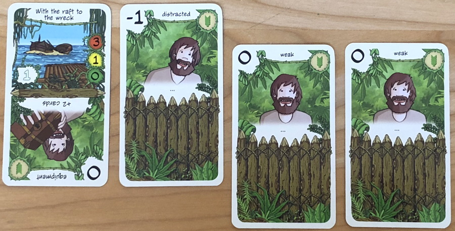 friday deck building card game