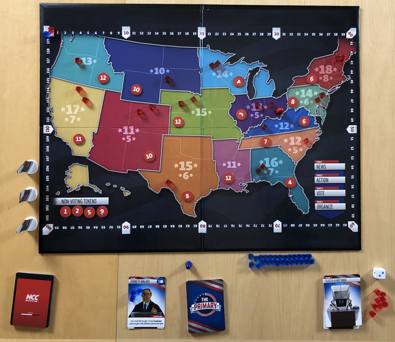the primary board game overview