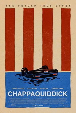 chappaquiddick movie review poster