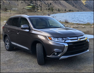 2018 mitsubishi outlander gt review
