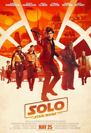solo: a star wars story - movie poster one sheet