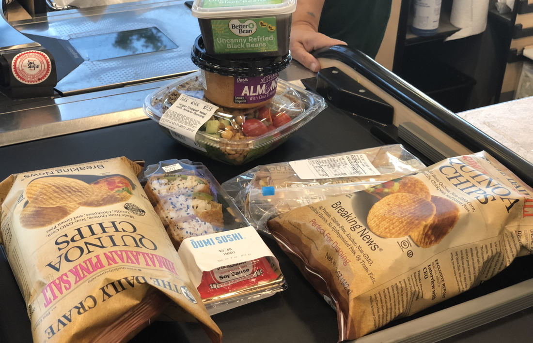 purchases sprouts farmers market