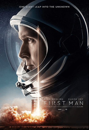 first man movie poster one sheet