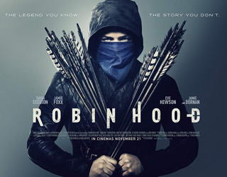 film movie review - robin hood 2018