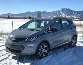 2019 chevy bolt ev premier