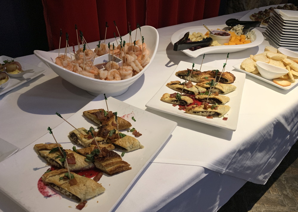 1515 restaurant catering appetizers