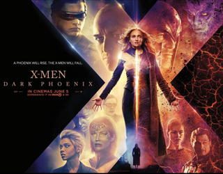 dark phoenix x-men film review movie