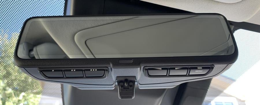 2019 toyota rav4 - rear view mirror buttons