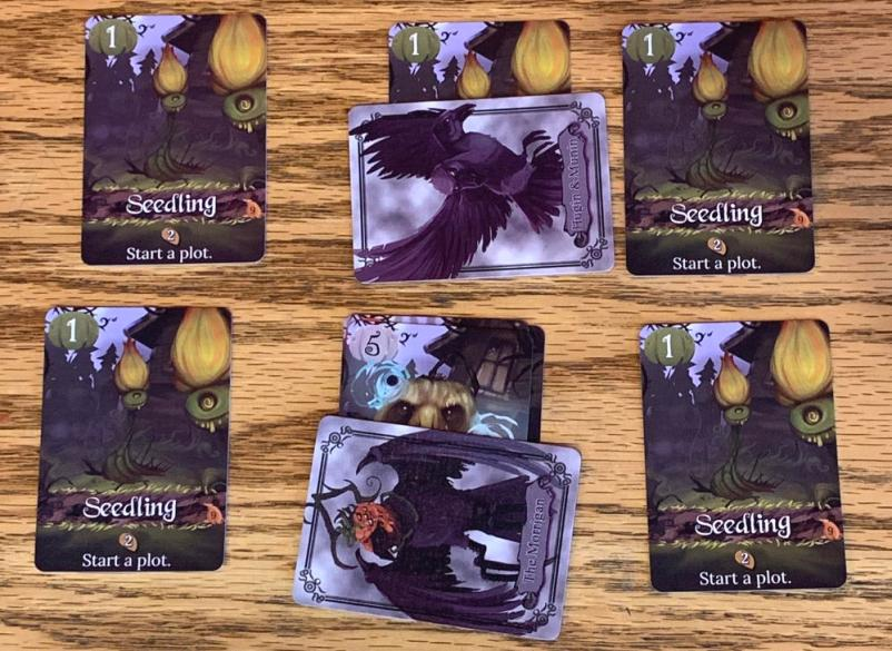 pumpkin patch bad seeds - further into the game