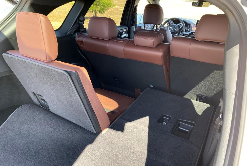 2019 mazda cx-9 signature third row seats interior