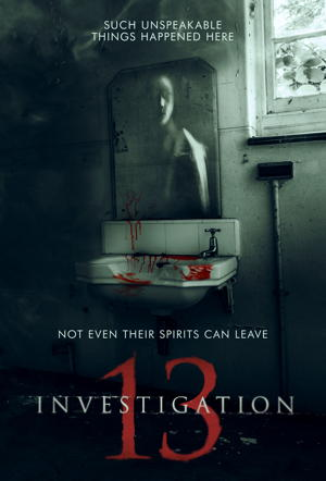 investigation 13 movie poster review