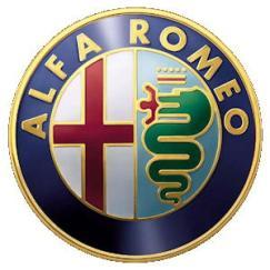 alfa romeo car company logo