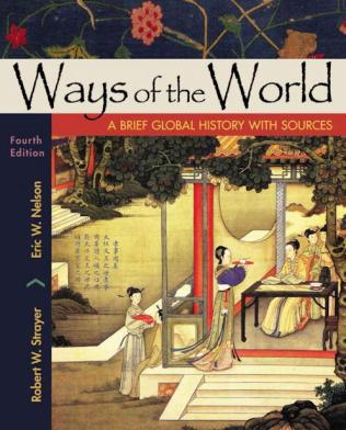 ways of the world history textbook