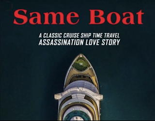 same boat 2020 romcom scifi film review