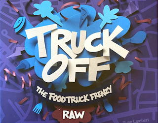 truck off roll and write game - review