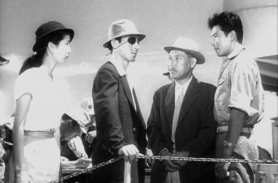 publicity still from Gojira godzilla 1954 movie film