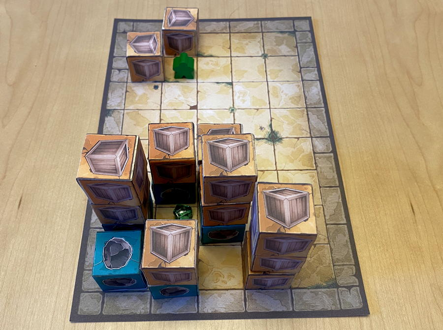relics of rajavihara puzzle game - puzzle 2-1