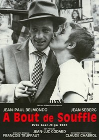 breathless one sheet a bout de souffle