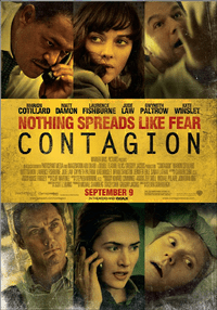 contagion one sheet