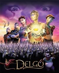 delgo one sheet