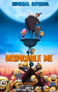 despicable me one sheet