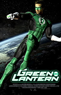 green lantern one sheet