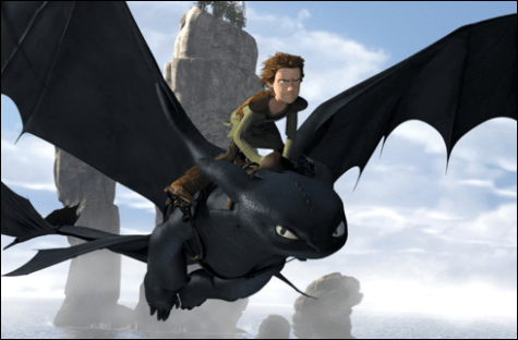 how to train your dragon still