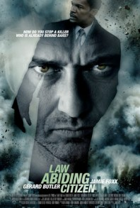 law abiding citizen one sheet