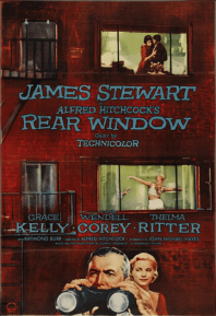 rear window one sheet