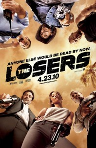 the losers one sheet