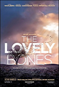 the lovely bones one sheet