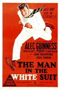 the man in the white suit one sheet