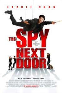 the spy next door one sheet