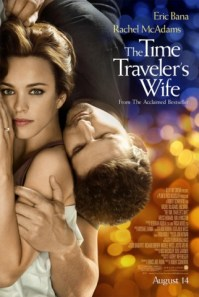 time travelers wife one sheet