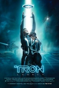 tron legacy one sheet