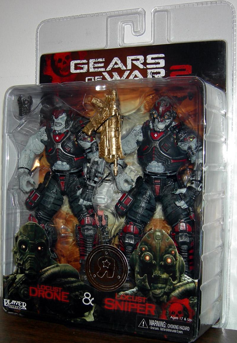 Gears War Locust Helmet