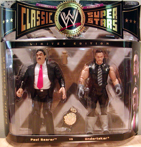 Kane And Paul Bearer Return