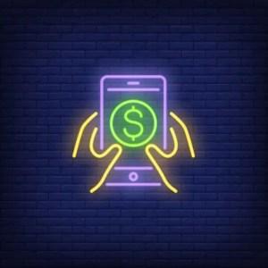 Money Phone Transfer image
