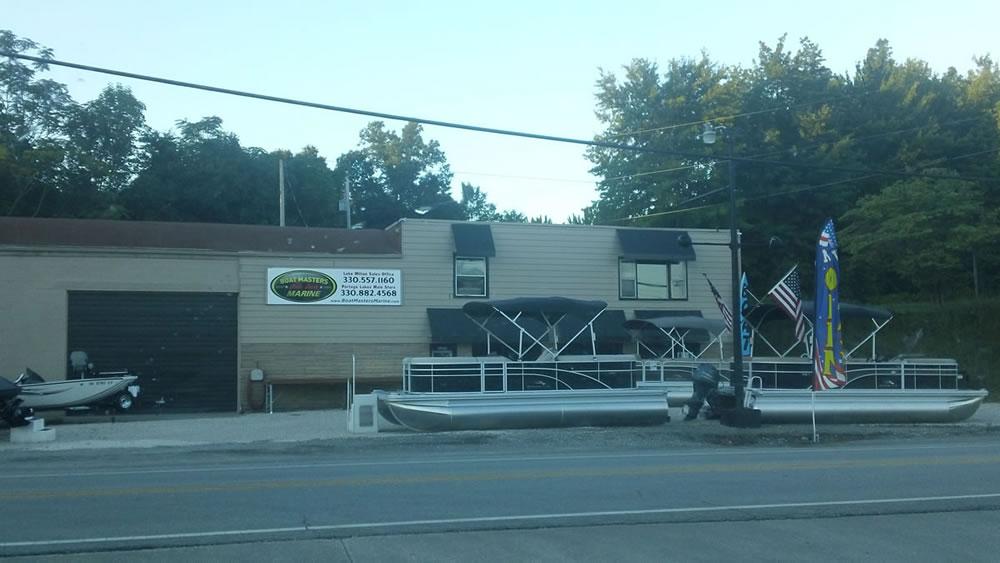Ohio Milton Lake S Lawson