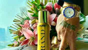 The Hunk Brand Deo