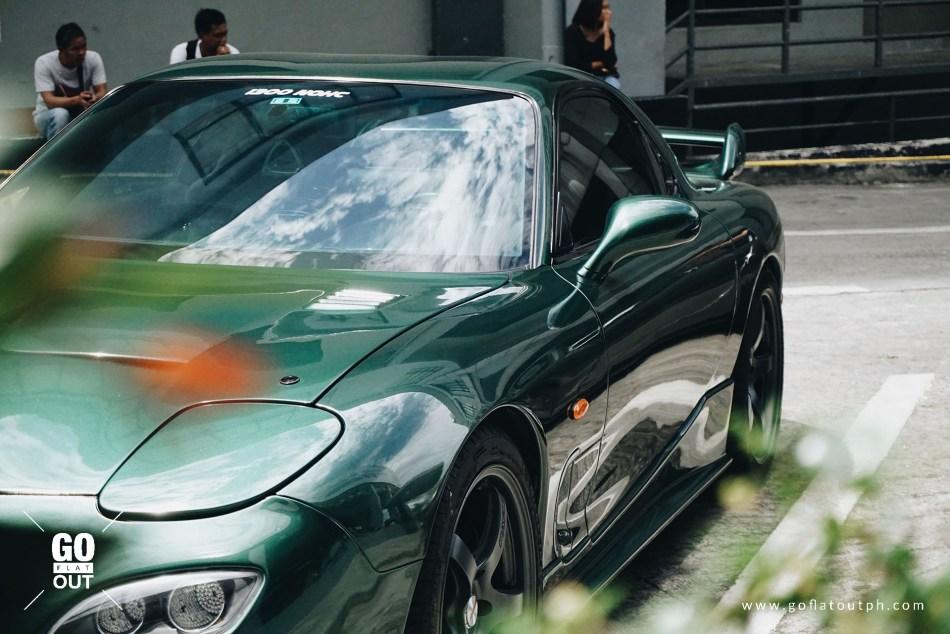 Mazda RX-7 Meet Philippines
