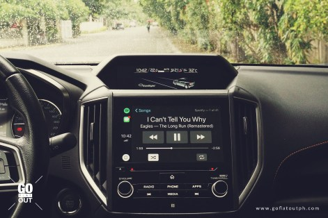 2018 Subaru XV 2.0i-S EyeSight Starlink Infotainment